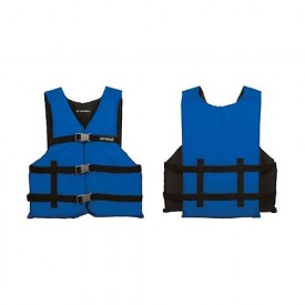 Coast guard approved adult life jacket pfd type 3