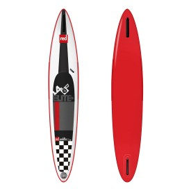 14ft Elite Race stand up paddle inflatable 2015 Red Paddle Co