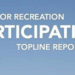 Outdoor Foundation SUP particiation report