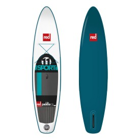 11ft Sport Red Paddle Co 2015 inflatable sup