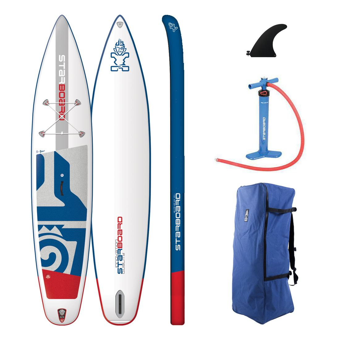 2019 Starboard Inflatable 12'6